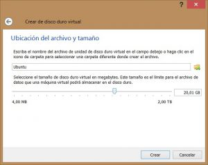instalar ubuntu 16.04 lts en virtual box 7