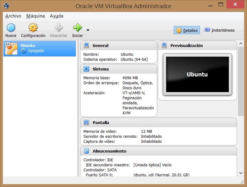 instalar ubuntu 16.04 lts en virtualbox 9