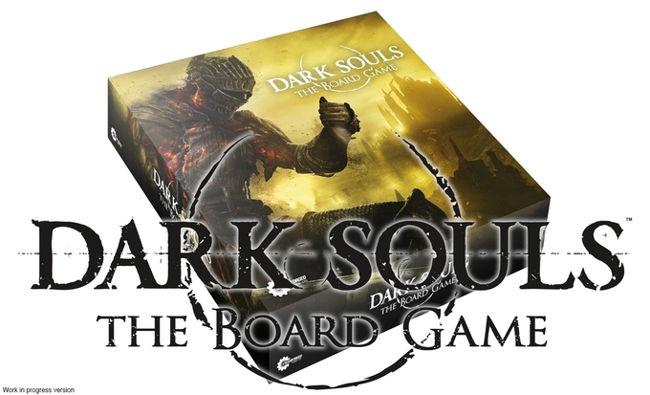 juego de mesa dark souls