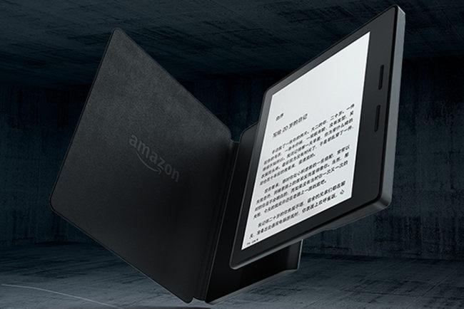 Photo of Así es el nuevo Kindle Oasis de Amazon