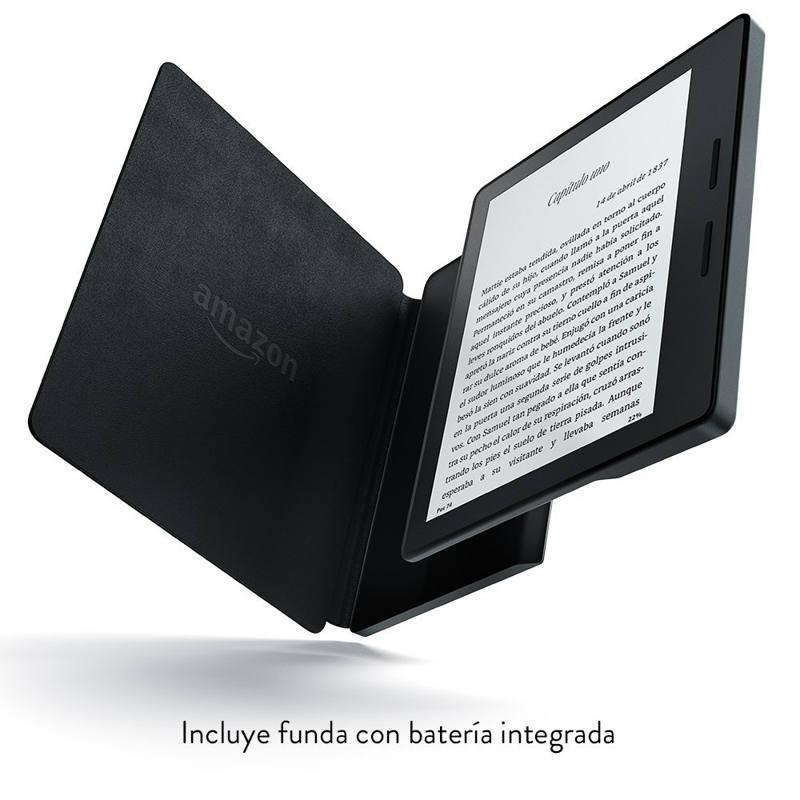 Photo of Amazon Kindle Oasis, características, disponibilidad y precio