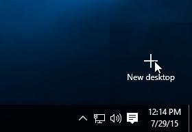 Nuevo escritorio