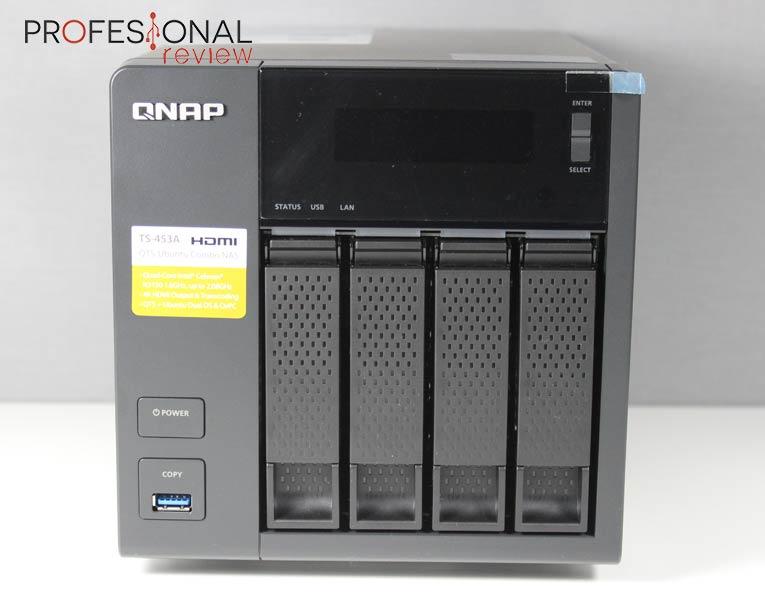 QNAP TS-453A review