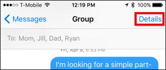 Silenciar mensajes en el iPhone