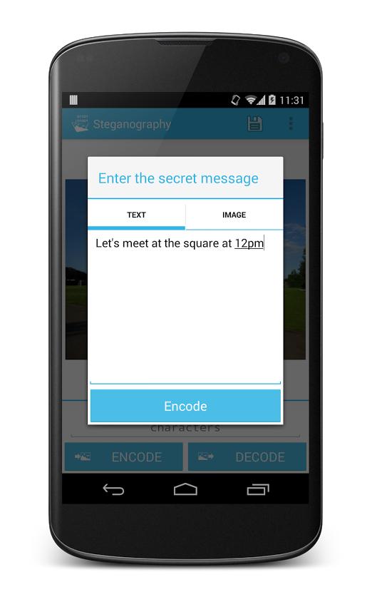 Photo of Cómo ocultar y enviar mensajes secretos en una foto