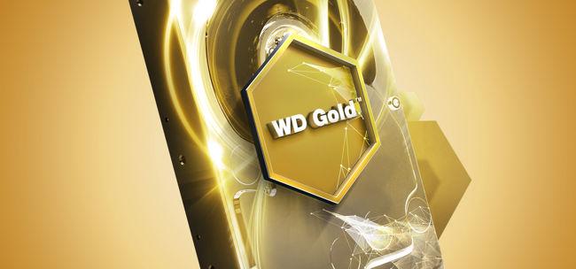 wd gold western digital