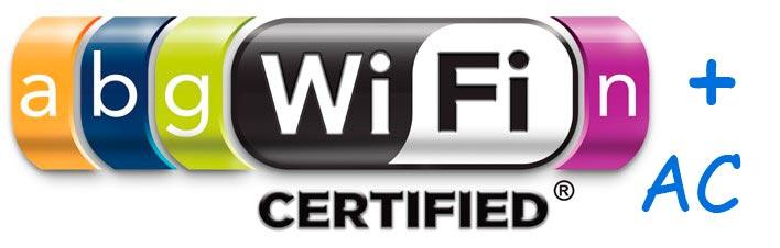 Wi-Fi Estándar