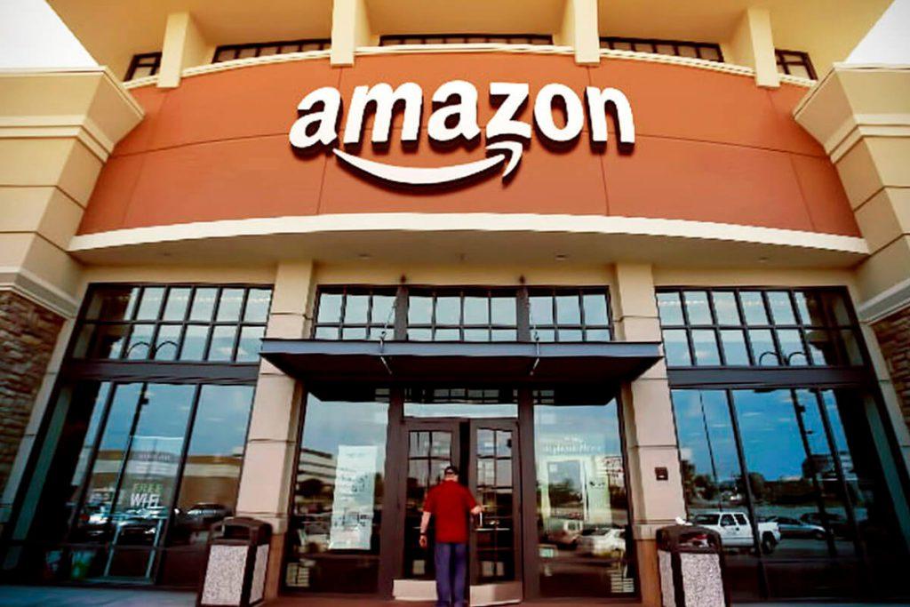 Amazon busca crear nuevas tiendas físicas