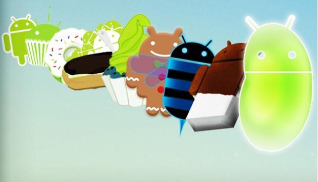 Android en lo alto del mercado