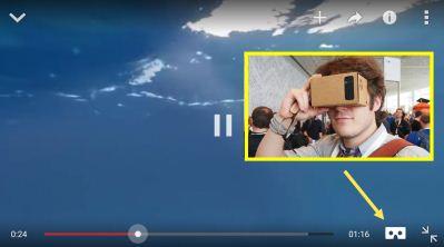 Photo of Nueva App de realidad virtual para YouTube