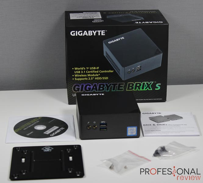 Gigabyte Brix BSI7HT-6500