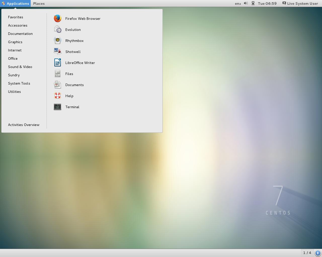 CentOS Linux 6.82