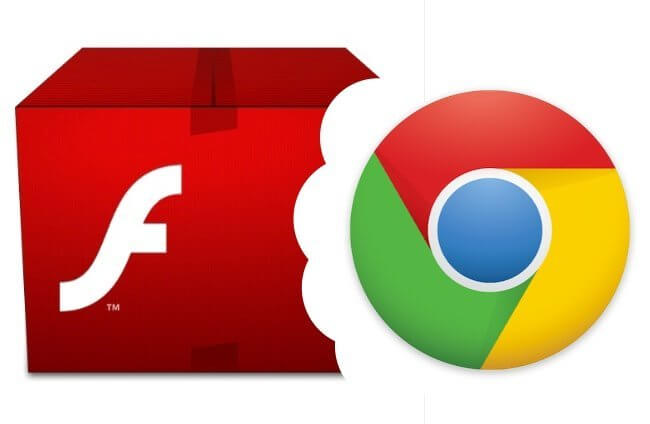 Chrome amenza con eliminar Adobe Flash Player