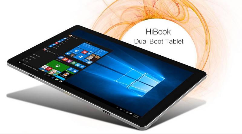 Chuwi HiBook 2 características técnicas, disponibilidad y precio 1