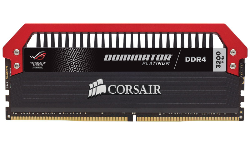Corsair Dominator Platinum ROG Edition  2