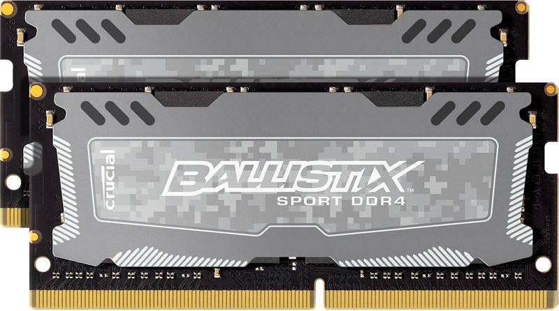 Crucial Ballistix Sport LT DDR4 SODIMM 2