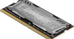 Crucial Ballistix Sport LT DDR4 SODIMM