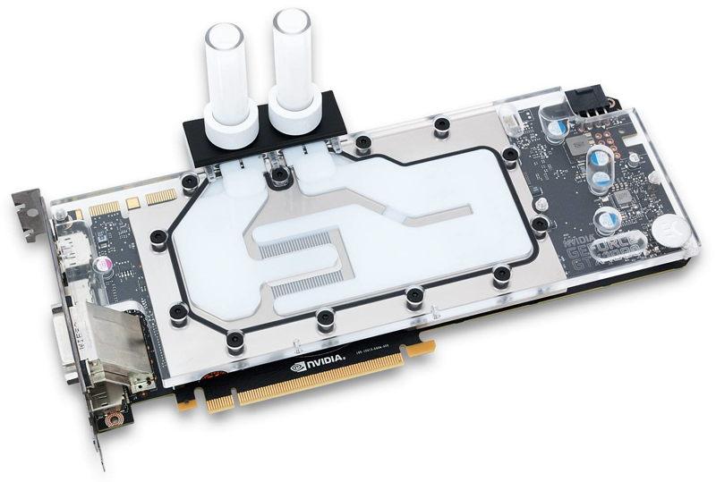 EK GeForce GTX 1080 Water Block