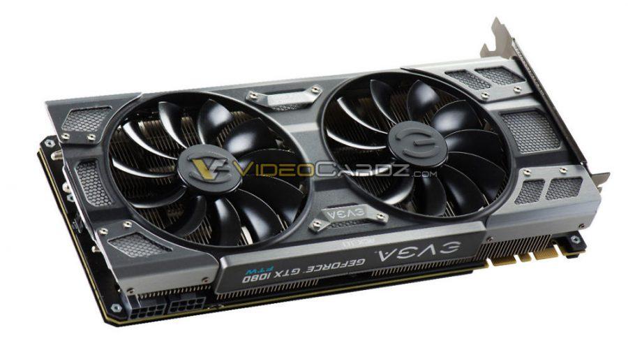EVGA GeForce GTX 1080 ACX 3.0 FTW 2 x 8 pin