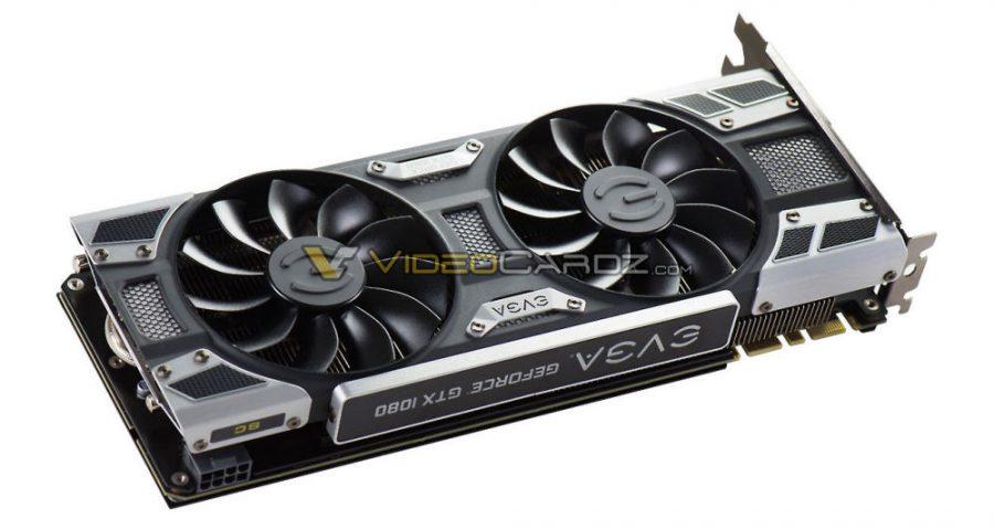 EVGA GeForce GTX 1080 ACX 3.0 SC