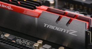 Escalado de la memoria DDR4 de 2133 a los 4000 MHz