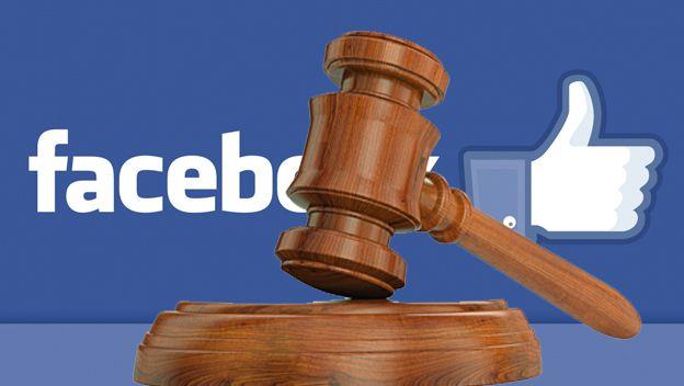 Facebook demandado por acceder a mensajes privados