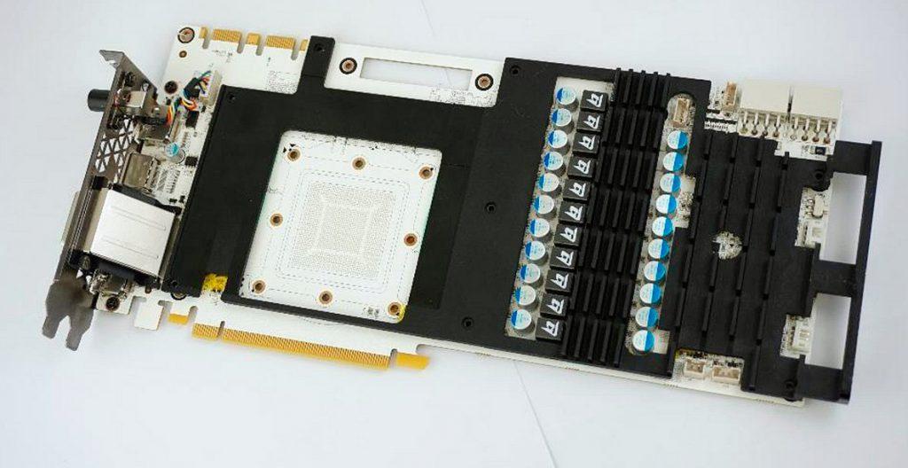 GALAXY-GTX-1080-HOF-PCB