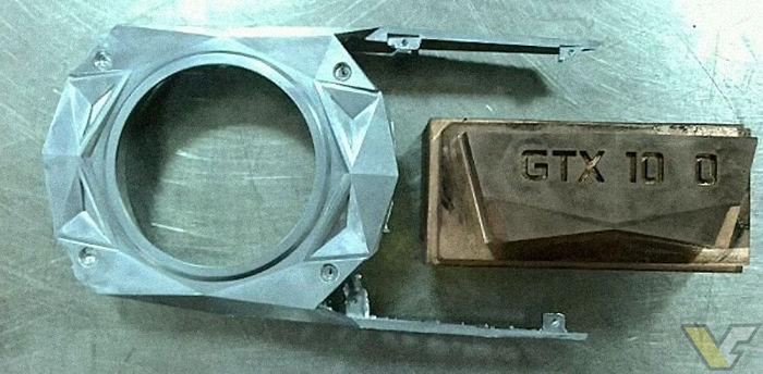 GTX 1080 DISIPADOR