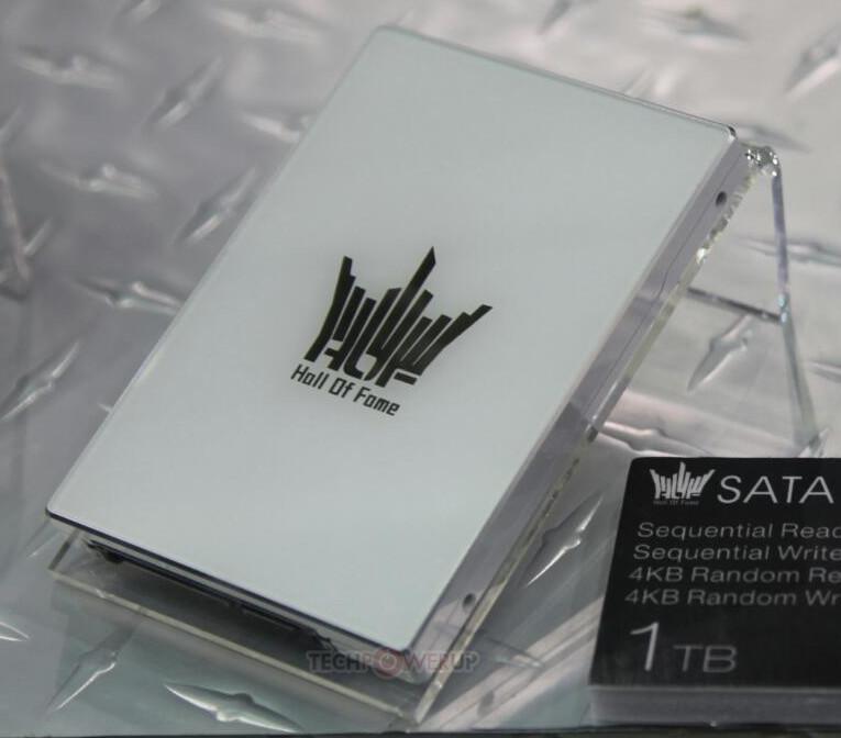 Galax Hall Of Fame U.2 SSD
