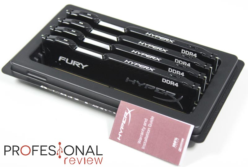 HyperX Fury DDR4 review