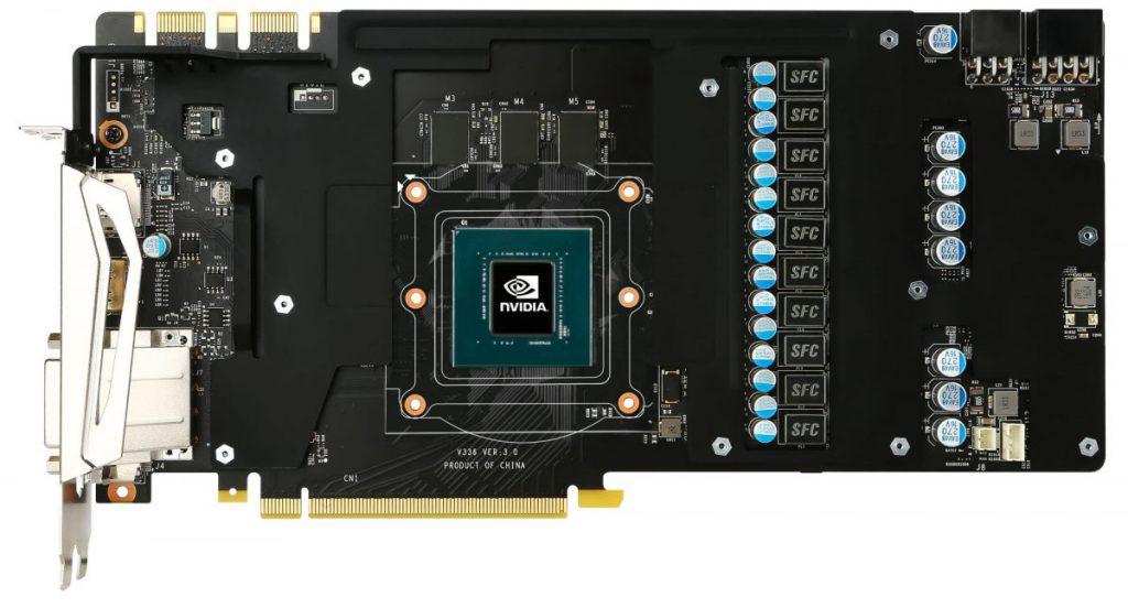 MSI-GTX-1080-ARMOR-PCB
