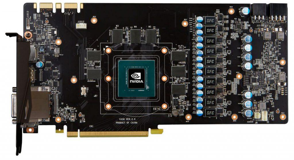 MSI-GTX-1080-GAMING-X-PCB