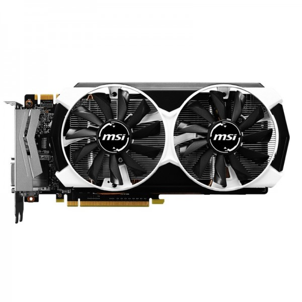 MSI GeForce GTX960 2GD5T OC aussar