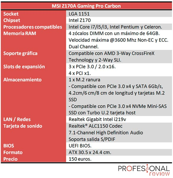 MSI-Z170A-Gaming-Pro-Carbon-caracteristicas