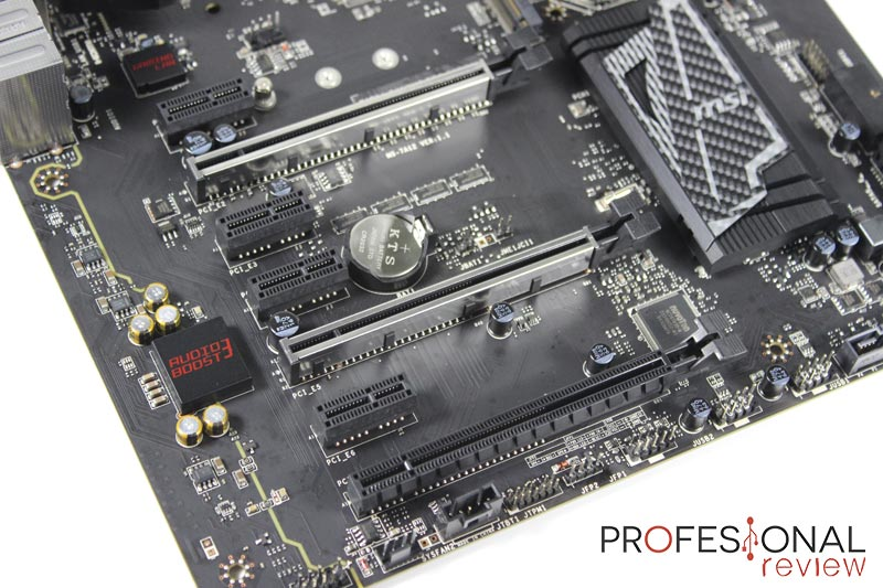 MSI Z170A Gaming pro Carbon review