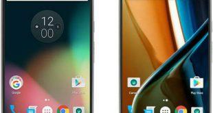 Lenovo lanza el Moto G4