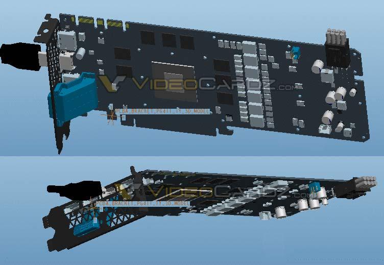 GTX 1070 PCB REFERENCIA