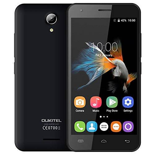 Oukitel C3, un smartphone muy solvente a un precio de ganga