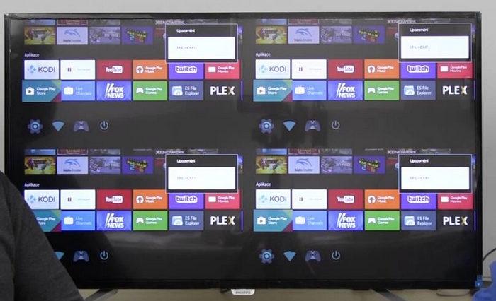 Philips BDM4350UC multiview