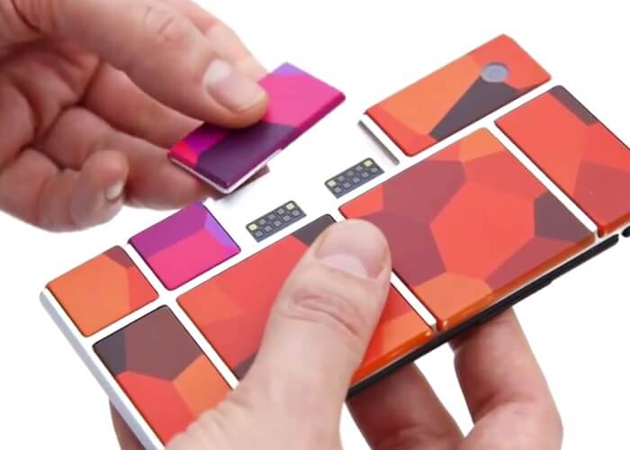 Project Ara, el primer Smartphone modular de Google
