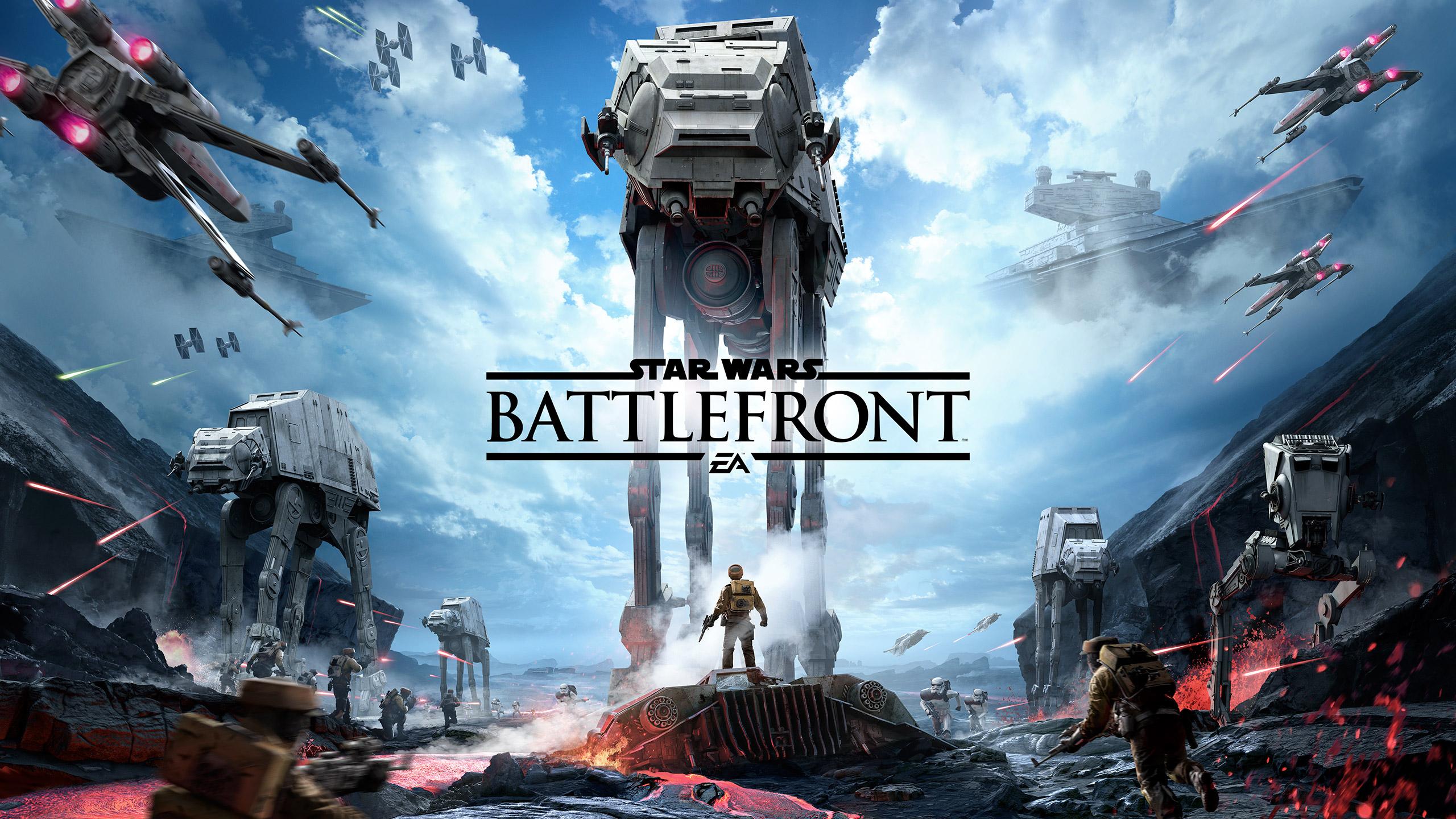 Photo of Prueba de Star Wars Battlefront lista para mañana