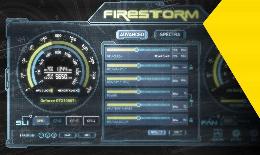 Teaser de la Zotac GeForce GTX 1080Ti