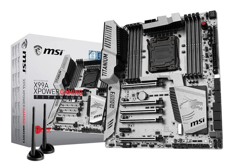 X99A XPower Gaming Titanium