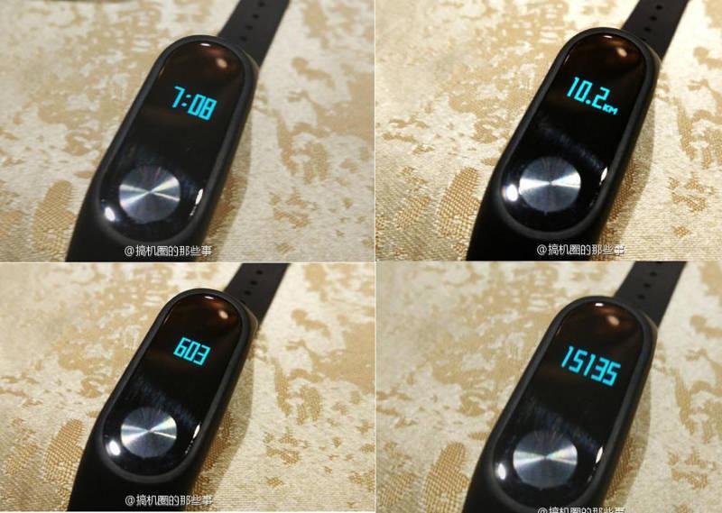 Xiaomi Mi Band 2 llegará muy pronto cargada de novedades