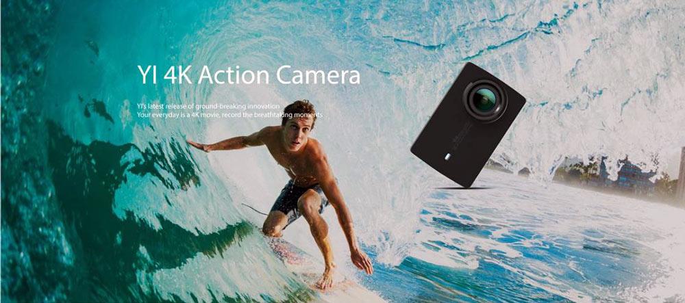 Xiaomi Yi 4K, nueva cámara deportiva de alta gama 2