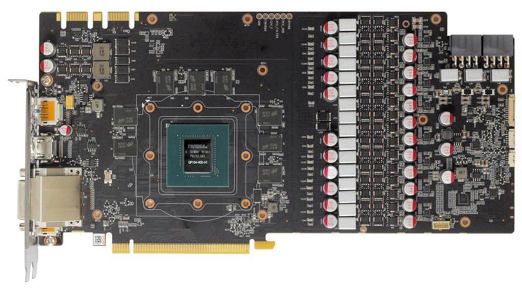 ZOTAC-GTX-1080-PGF-PCB