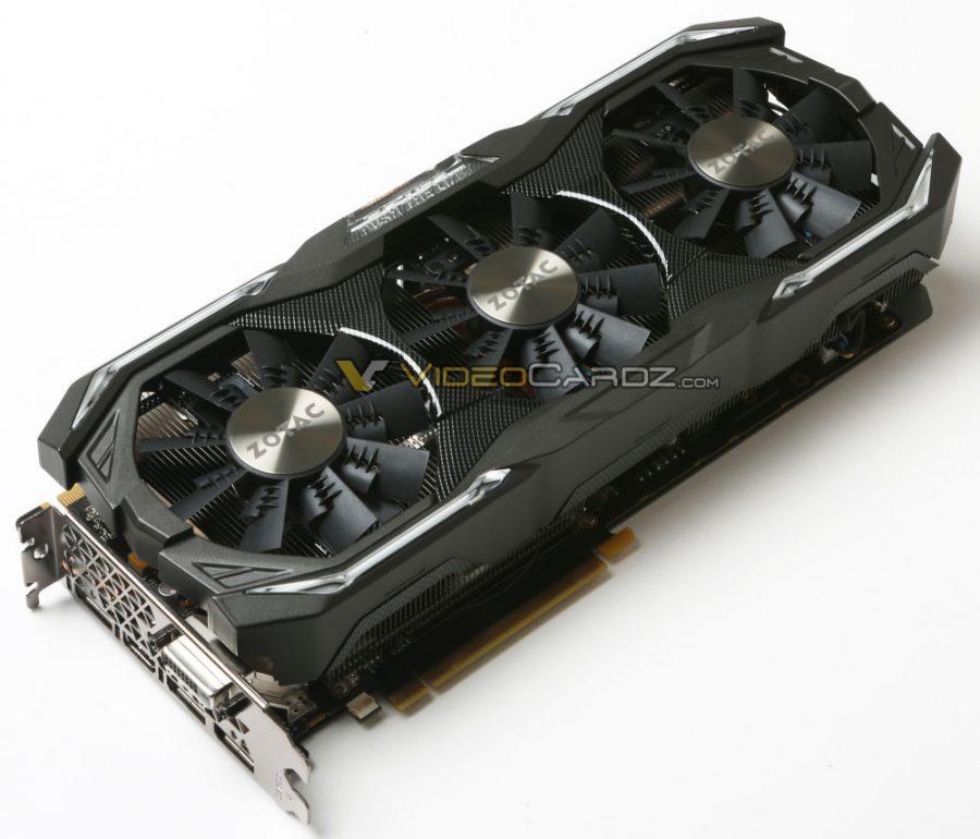 Photo of ZOTAC GeForce GTX 1080 AMP! y AMP! Extreme