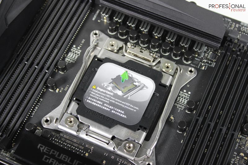 Asus X99 Strix review