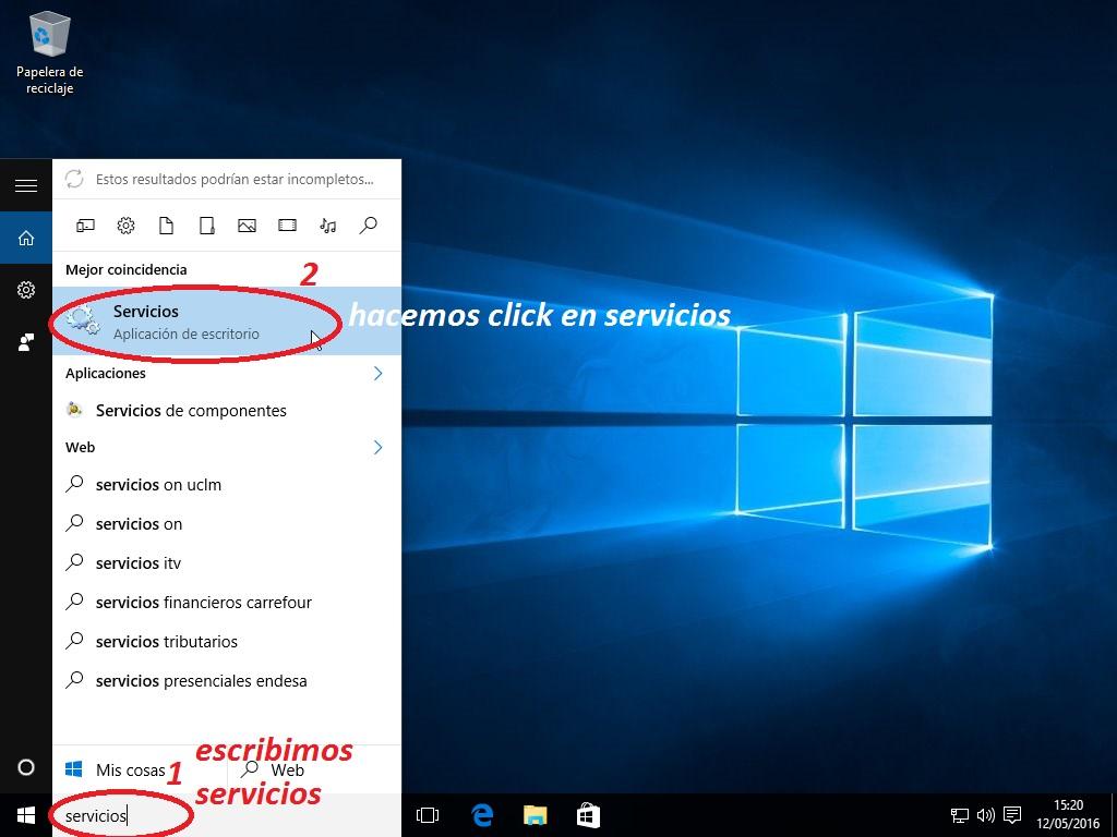 como desactivar windows uptade en windows 10 2