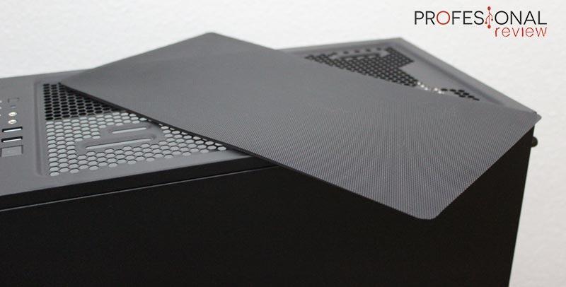 Corsair Carbide 400C Filtro